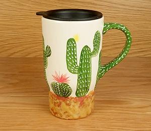 Merivale Cactus Travel Mug